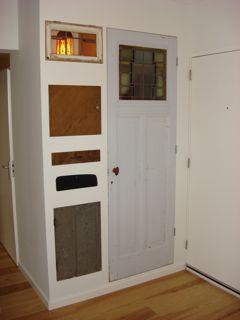 wardrobe hall